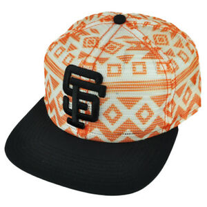 MLB American Needle San Francisco Giants Aztec Mesh Snapback Hat Cap ... 0750ebf63041