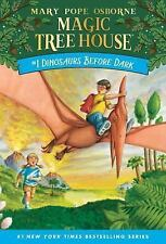 Magic Tree House (R): Dinosaurs Before Dark 1 by Mary Pope Osborne (1992, Paperback)