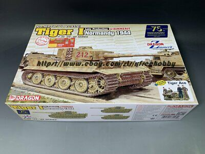 Dragon 1//35 Pz.Kpfw.VI Ausf.E Tiger I Late Production # 6947
