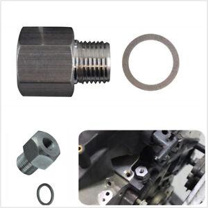 5 3 6 0 Oil Pressure Sensor Adapter LS1 LQ4 LQ9 LM7 M16X1/8