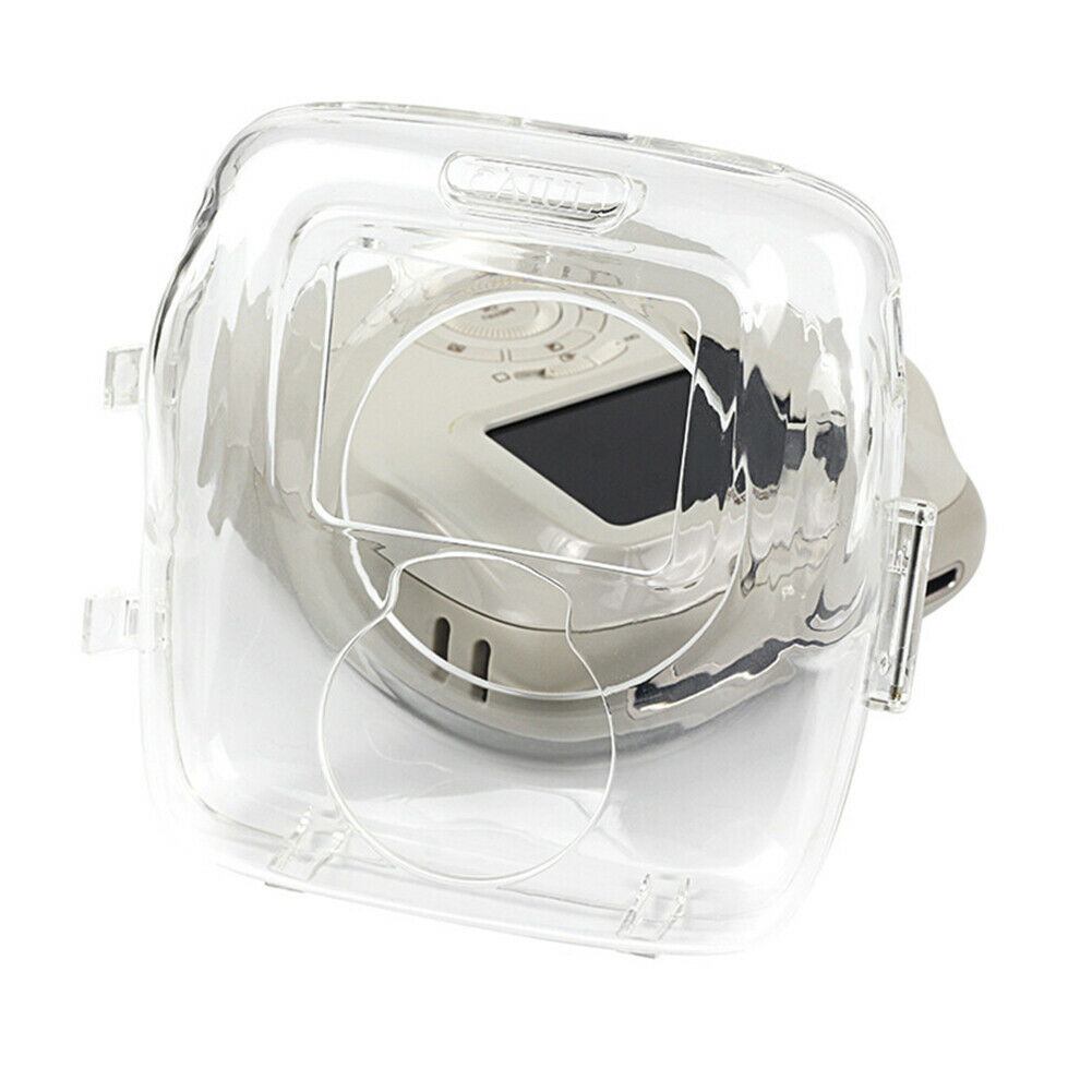 With Strap Casual Transparent Shell Body Protective Camera Case For SQUARE SQ20