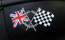Triumph Speed Triple 1050 955i 900 750 America Union Jack Aufkleber Decal 2 St.