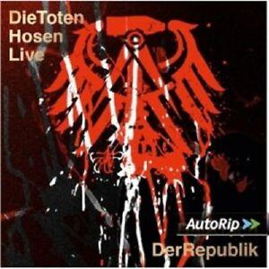 DIE-TOTEN-HOSEN-LIVE-DER-KRACH-DER-REPUBLIK-2-CD-NEU
