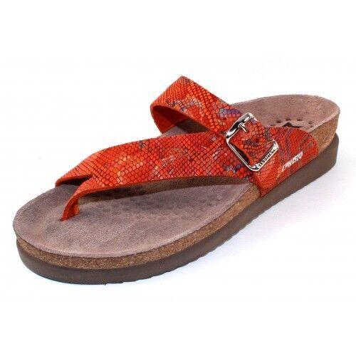 Mephisto Helen Sun Burnt orange Comfort Sandal Women's Sizes Sizes Sizes 35-42 NEW 54e032