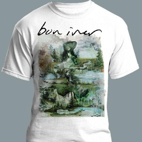 BON IVER band Tshirt
