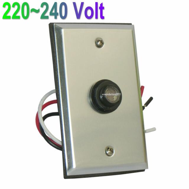 220v 240v Volt Dusk To Dawn Flush Mount Photocell Photoeye