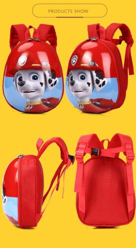Girls School Cartoon Bag Kindergarten Kids Puppy Paw Patrol Backpack For Boy