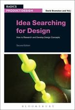 Basics Product Design: Idea Searching for Design : How to Research and Develop