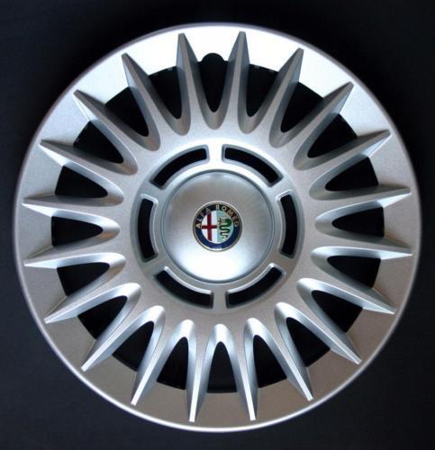 """FR.726.15 COPRICERCHIO COPPA RUOTA ALFA ROMEO MITO GT 15/"""" NUOVA"""