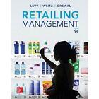 Retailing Management by Dhruv Grewal, Michael Levy, Barton A. Weitz (Hardback, 2013)