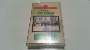 THE BEST OF THE TURTLES Golden Archive CASSETTE TAPE