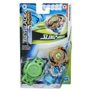 NEW Beyblade Sling Shock Phantom Driger S from Mr Toys