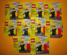 Lego Exclusive Store Employee Minifigure 5001622 x10 *NEW*