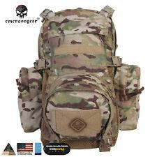 Yote Hydration Assault Pack EMERSON Tactical Shoulder Bag CORDURA MultiCam 5813E