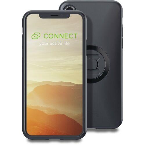 Funda movil sp connect iphone xs//x para moto repuestos ciclomotor accesorios