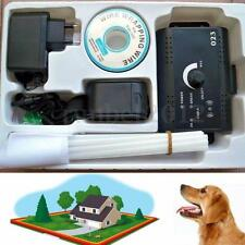 Underground Electric Dog Pet Fencing Fence Shock Collar Containment System New