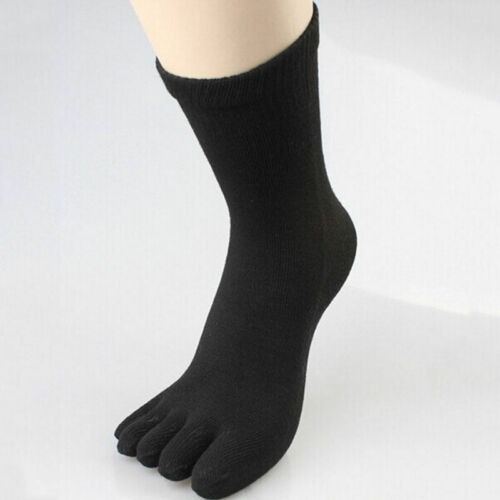 1 Pairs Toe Spread Breathable Bamboo Fiber Socks Free Shipping