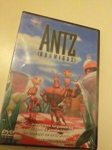 Dvd-ANTZ-HORMIGAZ-NO-SE-LO-PIERDAN-nuevo-precintado