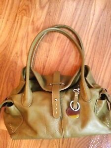 BARR-amp-BARR-Purse-Genuine-Leather-Handbag-Satchel