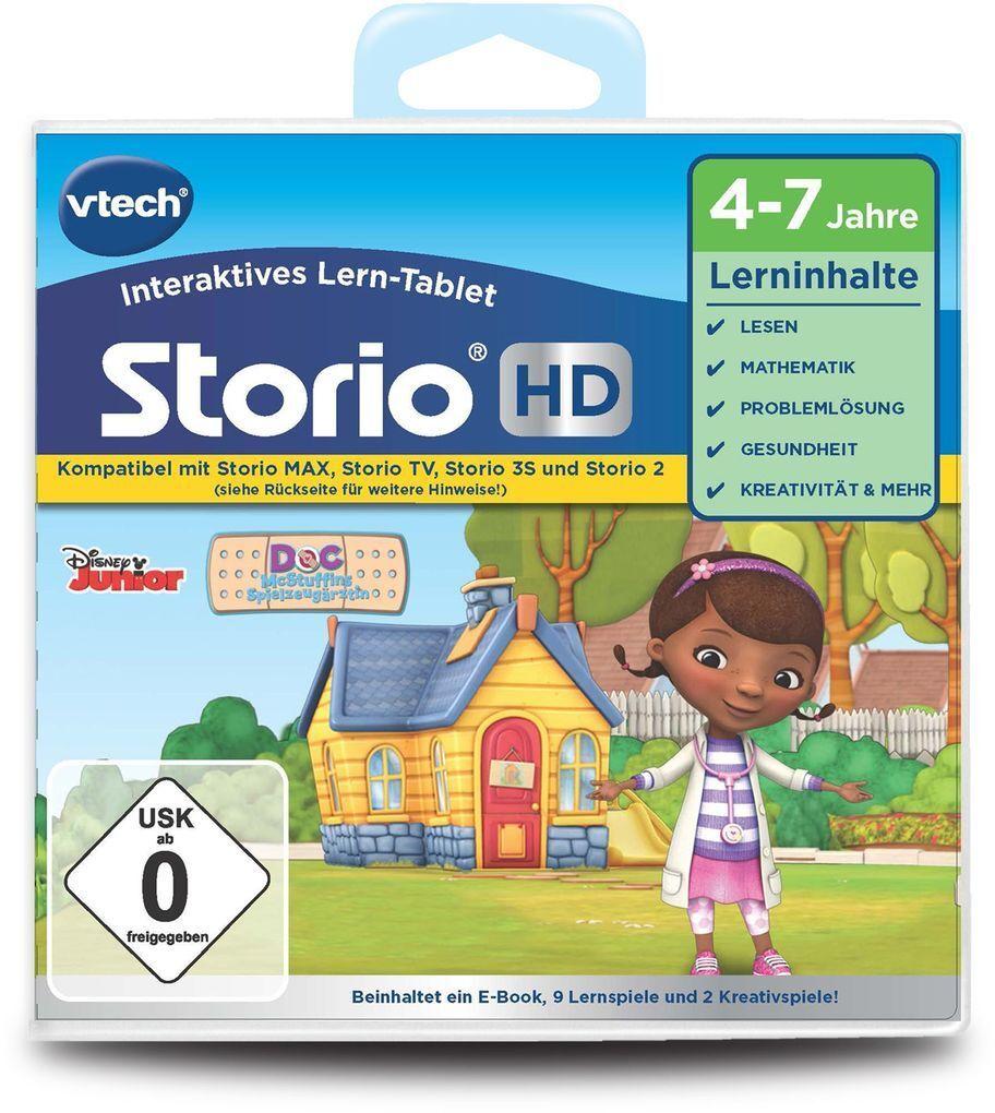 VTech - - - Storio Lernspiel - Doc McStuffins cff6be