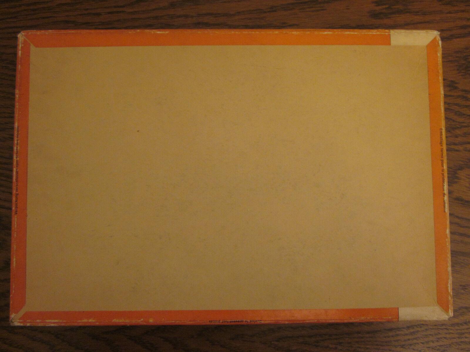 MB Puzzle 1500 Teile Karneval von von von Tiepolo selten Rarität von 1973 NEU & OVP 20acf9