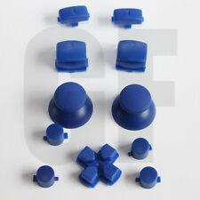 PS3 PlayStation 3 Controller Mod Dpad Buttons Triggers Thumbstick Dark Blue