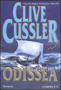 Libro Odissea  romanzo di Clive Clussler libri usati romanzo  LONGANESI