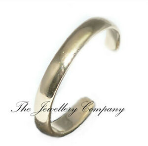 9ct Gold adjustable Butterfly Toe ring Jewellery Company Made in UK