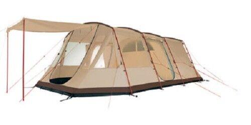 Grand Canyon Dolomiti 6 Personen Familienzelt geräumig 2 2 2 Schlafkabinen Camping  | Hervorragende Eigenschaften  a18408