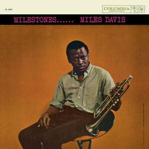 Miles-Davis-Milestones-New-Vinyl-LP-180-Gram
