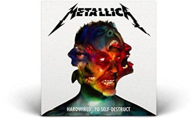 Metallica  Hardwired To Self Destruct (CD, Nov-2016, 2 Discs) Brand NEW / Sealed