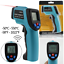 Infrared-Laser-Thermometer-Temperature-Gun-Digital-LCD-Heat-Measure-Reader-GM550 miniature 3