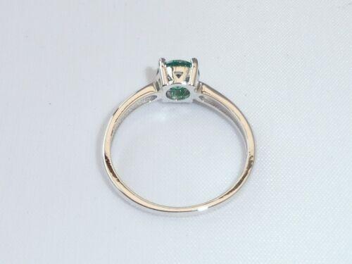 Ladies Sterling 925 Silver Brilliant Cut Colour Change Garnet Solitaire Ring