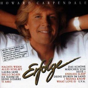Howard-Carpendale-Erfolge-compilation-1988-CD
