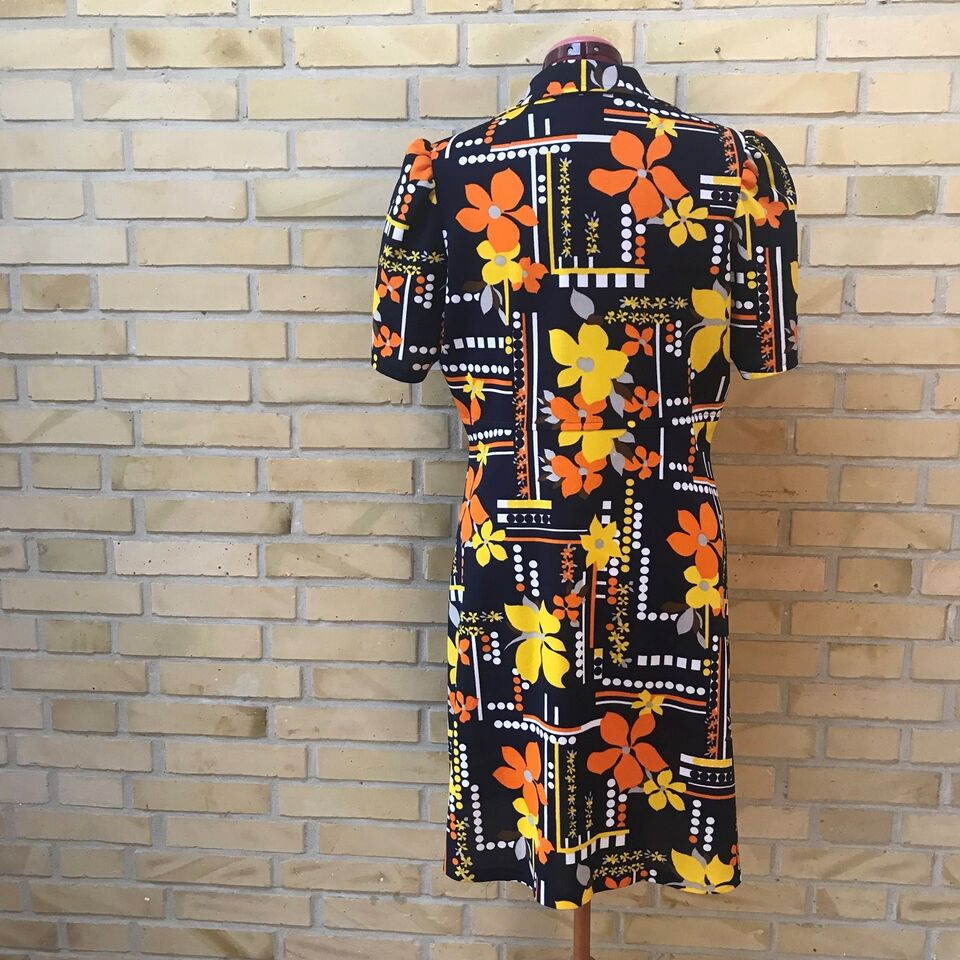 Skjortekjole, Vintage, str. L