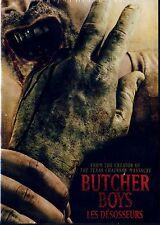 NEW  HORROR  DVD // BUTCHER BOYS // Ali Faulkner, Johnny Walter, Derek Lee Nixon