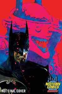BATMAN WHO LAUGHS 1 BILL SIENKIEWICZ MIDTOWN VARIANT NM