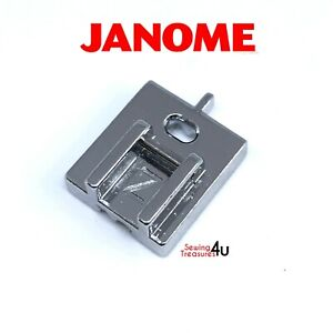 Sewing Machine Concealed Invisible zipper Foot compatible with Janome Cat A