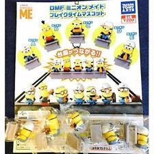 TTA Doraemon Good night mascot Gashapon 5 set mascot capsule toys