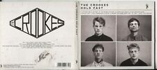 CD THE CROOKES HOLD FAST 2012 FIERCE PANDA RECORDS