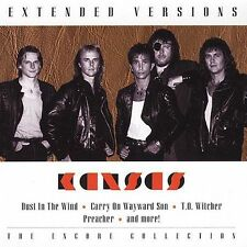 Live! Extended Versions by Kansas (CD, Mar-2000, BMG Special Products)
