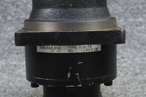 TAKAMURA GEARHEAD REDUCER K12020 FREE SHIP