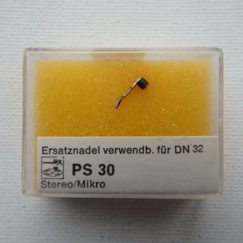 NEU Pfeifer Dual DN 32 Ersatznadel Nadel für Dual CDS 2 // 3 // 320 PS 30