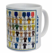 Leeds Mug Football shirt history New Gift
