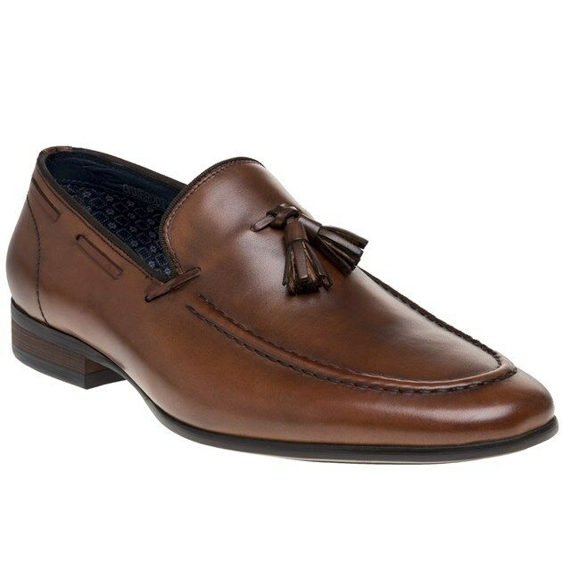 New   Herren SOLE Schuhes Braun Tan Ormerod Leder Schuhes SOLE Loafers And Slip Ons On b903ba