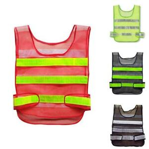 Safety-Reflective-Vest-Yellow-Construction-Warehouse-Reflective-Security-Jacket-Kit-S