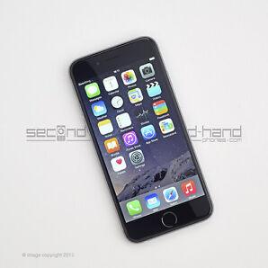 Apple iPhone 6 16GB - Space Grey - (Unlocked / SIM FREE) - 1 Year Warranty