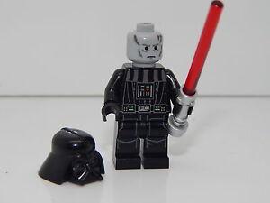 how to make a custom lego darth vader