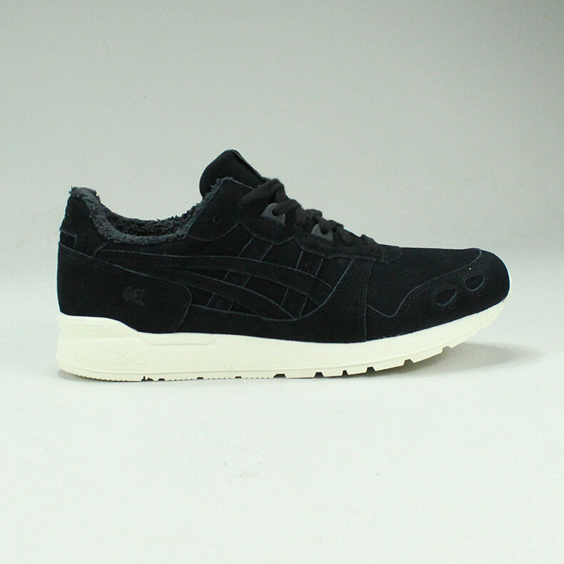 Asics Gel Lyte shoes Trainers New in box Black UK Size 6,7,8,9,10,11