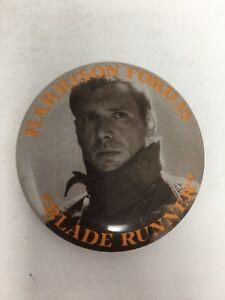 Vintage-Blade-Runner-Harrison-Ford-Promo-Movie-Advertising-Pinback-Button